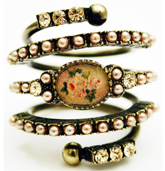 Michal Negrin Rings
